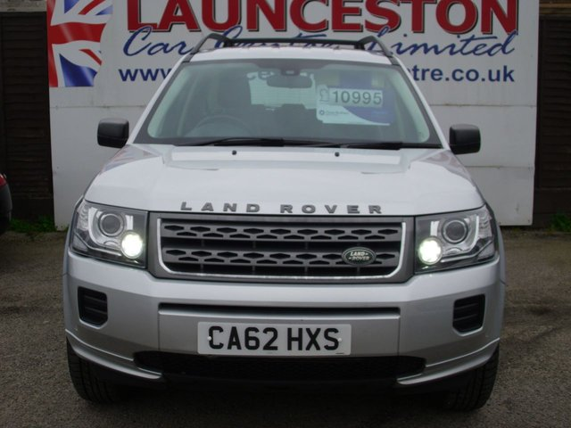 2013 Land Rover Freelander Td4 GS £9,995