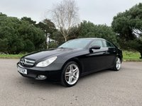 USED 2009 S MERCEDES-BENZ CLS CLASS 3.0 CLS320 CDI 4d AUTO 222 BHP GREAT SPEC AND COLOUR COMBINATION, EXCEPTIONAL VALUE, AMG WHEELS!!!