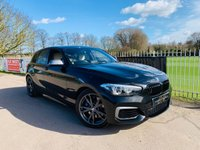 2017 BMW 1 SERIES 3.0 M140I SHADOW EDITION 5d AUTO 335 BHP £24000.00