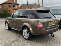 USED 2009 59 LAND ROVER RANGE ROVER SPORT 3.0 TDV6 HSE 5d AUTO 245 BHP Low Mileage Service History Leather Navigation Reverse Camera Side Steps Front and Rear Parking Sensors  Range Rover Sport 3.0 TDV6 HSE 5dr Auto Low Mileage Service History Reverse Camera Alloys Front and Rear Parking Sensors Key Less Start and Entry Navigation 12 Months FREE AA Breakdown Cover