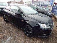 2012 SEAT IBIZA 1.2 CR TDI ECOMOTIVE SE 3d 74 BHP £3995.00
