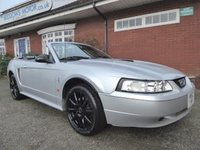 2002 FORD MUSTANG 3.8 V6 Automatic Convertible £9999.00