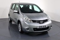 2010 NISSAN NOTE 1.4 ACENTA 5d 88 BHP £3995.00