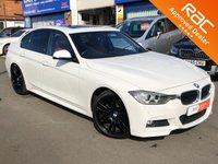 2012 BMW 3 SERIES 2.0 320D M SPORT 4d AUTO 181 BHP £SOLD