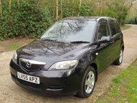 2005 MAZDA 2 1.4 CAPELLA 5d AUTO 80 BHP £2495.00