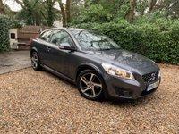 2012 VOLVO C30 1.6 DRIVE SE S/S 3d 113 BHP £6689.00