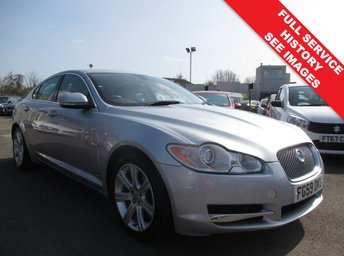 View our JAGUAR XF