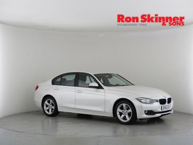 View our 2013 63 BMW 3 SERIES 2.0 320D SE 4d 184 BHP