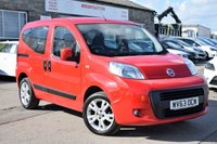 2013 FIAT QUBO 1.4 MYLIFE 5d 73 BHP £5495.00