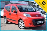 USED 2013 63 FIAT QUBO 1.4 MYLIFE 5d 73 BHP