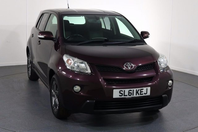 View our TOYOTA URBAN CRUISER