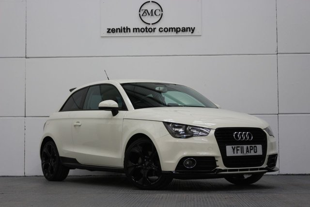 2011 11 AUDI A1 1.4 TFSI COMPETITION LINE 3d 122 BHP