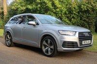2015 AUDI Q7 3.0 TDI QUATTRO S LINE 5d AUTO 269 BHP £35000.00