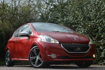 2014 PEUGEOT 208 1.6 THP GTI LIMITED EDITION 3d 200 BHP £7990.00