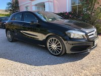 USED 2015 65 MERCEDES-BENZ A-CLASS 1.5 A180 CDI BLUEEFFICIENCY AMG SPORT 5d 109 BHP