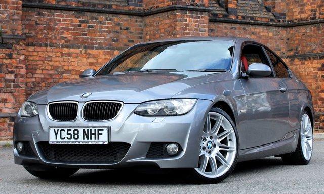 2009 58 BMW 3 SERIES 320D M SPORT HIGHLINE 2d 175 BHP