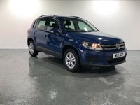USED 2011 61 VOLKSWAGEN TIGUAN 2.0 S TDI BLUEMOTION TECHNOLOGY 5d 109 BHP 6 X S/HISTORY + FULL MOT AVAILABLE