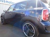 USED 2012 12 MINI COUNTRYMAN 2.0 COOPER SD 5d AUTO 141 BHP