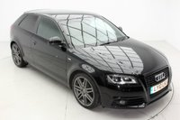 USED 2010 10 AUDI A3 1.8 TFSI S LINE SPECIAL EDITION 3d 158 BHP *FSH*WARRANTY*FINANCE*CLEAN*