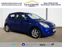 USED 2011 61 HYUNDAI I20 1.2 COMFORT 3d 77 BHP Service History Bluetooth A/C Buy Now, Pay Later Finance!