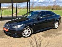 2007 BMW 5 SERIES 3.0 525D M SPORT AUTO 195 BHP 4 DR SALOON £4250.00