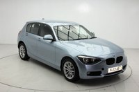 USED 2013 13 BMW 1 SERIES 1.6 114I SE 5d 101 BHP *2 OWNER, LOW MILES, WARRANTY*