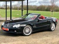 2004 MERCEDES-BENZ SL 3.7 SL350 AUTO 245 BHP 2DR CONVERTIBLE £5795.00