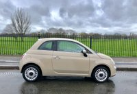 2013 FIAT 500 1.2 LOUNGE 3d 69 BHP £4995.00