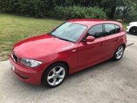 USED 2011 11 BMW 1 SERIES 2.0 116I SPORT 5d 121 BHP FULL SERVICE HISTORY