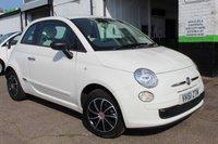 2011 FIAT 500 1.2 POP 3d 69 BHP £3800.00