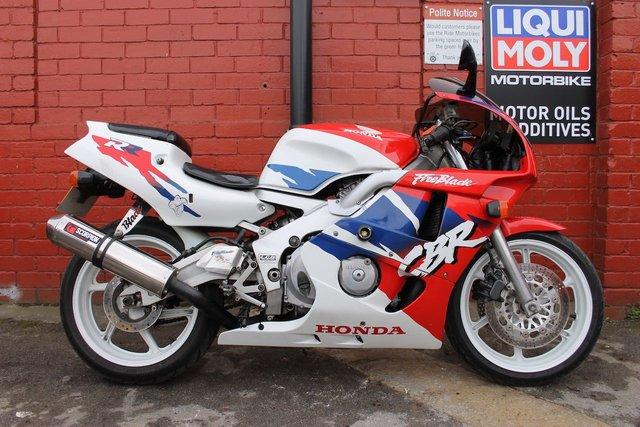 1995 HONDA CBR400 RR
