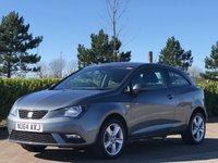 2014 SEAT IBIZA 1.4 TOCA 3d 85 BHP £5295.00