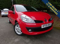 USED 2006 55 RENAULT CLIO 1.4 DYNAMIQUE 16V 3d 98 BHP