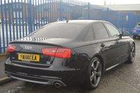 USED 2013 13 AUDI A6 3.0 BI TDI QUATTRO BLACK EDITION 4d AUTO 313 BHP