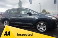 USED 2013 63 PEUGEOT 3008 1.6 E-HDI ACTIVE 5d 115 BHP