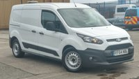 2014 FORD TRANSIT CONNECT 1.6 230 DCB 1d 94 BHP 5 SEATER CREW VAN  1 OWNER F/S/H 12 MONTHS WARRANTY COVER £6990.00