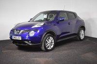2015 NISSAN JUKE 1.6 ACENTA PREMIUM XTRONIC 5d AUTO 117 BHP £9350.00