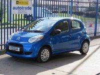 2011 CITROEN C1 1.0 VT 5d 69 BHP £3000.00