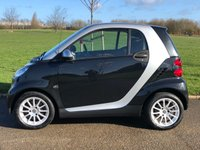 USED 2010 10 SMART FORTWO 0.8 PASSION CDI AUTO 54 BHP 2 DR SAT NAV* ALLOYS* PAN ROOF*