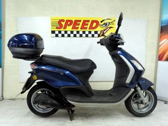 2011 PIAGGIO FLY 125 FLY 125 £795.00