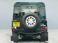 USED 2012 12 LAND ROVER DEFENDER 90 2.2 TD HARD TOP (NO VAT) * 0% Deposit Finance Available