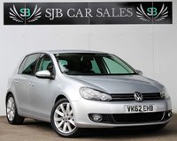 USED 2012 62 VOLKSWAGEN GOLF 2.0 GT TDI 5d 138 BHP F.S.H and Full Leather