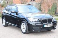 2011 BMW X1 2.0 SDRIVE20D M SPORT 5d AUTO 174 BHP £8995.00