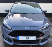 USED 2016 16 FORD FOCUS ST-3 2.0 TDCI 5DR 185 BHP, BLACK STYLE PACK. DEPOSIT TAKEN - SIMILAR VEHICLES WANTED.