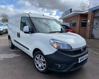 USED 2016 66 FIAT DOBLO 1.6 16V SX MAXI MULTIJET II 1d 105 BHP IMMACULATE LOW MILEAGE EXAMPLE