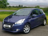 USED 2012 62 PEUGEOT 208 ACTIVE 3d 95 BHP BUY NOW, PAY NOTHING FOR 2 MTH