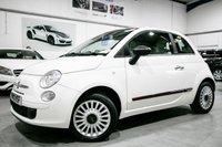 USED 2010 10 FIAT 500 1.2 C POP 3d 69 BHP