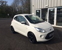 USED 2016 16 FORD KA 1.2 ZETEC WHITE EDITION THIS VEHICLE IS AT SITE 1 - TO VIEW CALL US ON 01903 892224
