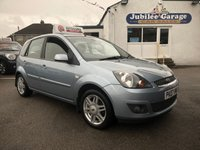 USED 2007 07 FORD FIESTA 1.4 GHIA 16V 5d 80 BHP Low Miles, Great History, 12 Months MOT & Service!