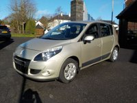 USED 2009 RENAULT SCENIC 1.5 EXPRESSION DCI 5d 105 BHP £120.00 RFL; 55.4 mpg;